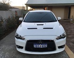 2009 Mitsubishi Lancer Hatchback **12 MONTH WARRANTY** West Perth Perth City Area Preview