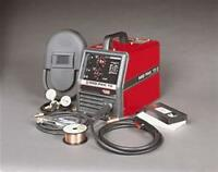 For Sale a New Lincoln Electric MIG Pak 15 Welder Kits