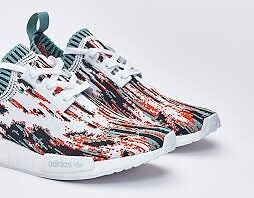 ADIDAS NMD SNS US 9 (DATAMOSH PACK) GUCCI COLORWAY Melbourne CBD Melbourne City Preview