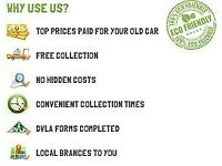 We buy any car scrap my car Salford cash paid