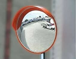 Convex Polypropylene Mirror