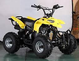 110cc ATV WITH REVERSE now is on  sale