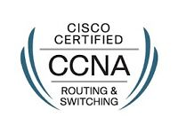 CCNA (Routing & Switching) Just in £500.00
