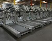 life fitness 95Ti Commercial Treadmills-GREAT SHAPE!
