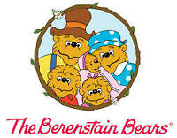 LOOKING FOR 'THE BERENSTAIN BEARS' BOOKS
