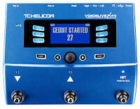 Looking for a TC Helicon Voice live play