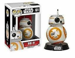 Star Wars # 61 BB-8 Vinyl Bobblehead