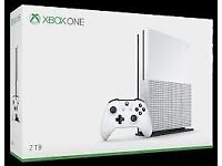 Xbox One S 2TB Limited Edition-Rare