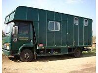 Seeking off-grid parking / land for a Horsebox camper