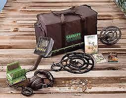 Garrett GTI 2500 metal detector pro pack. Moonta Bay Copper Coast Preview