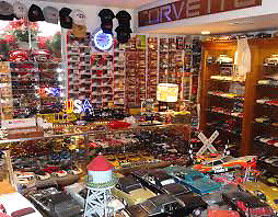 Wanted diecast collections get cash