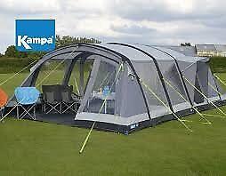 Kampa 8 man air tent