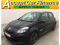 Renault Clio 2.0 VVT Renaultsport 200 FINANCE OFFER FROM £41 PER WEEK!