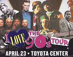 I love the 90s Tour Tickets Brunswick West Moreland Area Preview