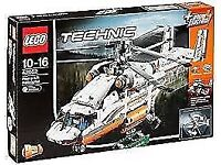 Lego 42052 Heavy Lift Helicopter - Brand new - Now retired