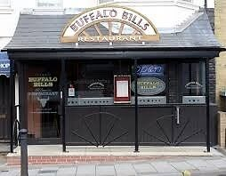 We are looking for a floor manager for our busy restaurant Buffalo Bills to start ASAP