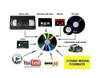 TRANSFER VIDEO TO DVD,FOREIGN CONVERSIONS,VIDEO EDITING