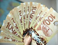 Unsecured Loans And LOC Up To $100,000, Credit Score 700 Or Abov