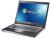 DELL LAPTOP - 250 HDD - 2.50 GIG RAM - MS OFFICE - WINDOWS 7--