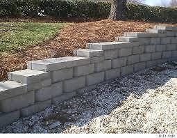 retaining walls and walkway pavers London Ontario image 5