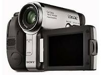 Sony Handycam DCR-HC14E - Camcorder - 800 Kpix - optical zoom: 10 x - Mini DV