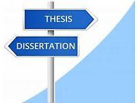 Dissertation, assignment, research, CV, SPSS, essay, tuition, sociology teaching, A LEVEL, GCSE, BA