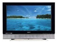 "Humax 17"" flat screen TV"