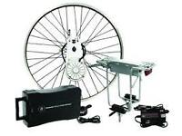 Electric Bike Conversion Kit BRAND NEW inc BATTERY N CHARGER