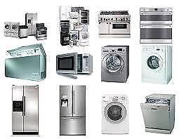 WASHING MACHINE , COOKER , TUMBLE DRYER AND DISHWASHER REPAIRS