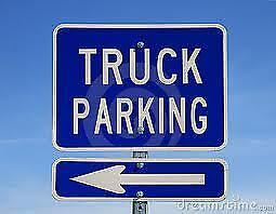 TRUCK PARKING - KITCHENER, ON - FROM $100/MONTH