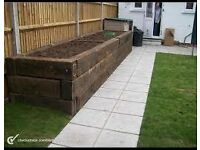 Garden services. trees topped . lawns cut. hedges .house clearance. flagging patios. rubbish removal