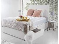 !HUGE OFFERS! Economy Divan Bed Sets Single-Double-King