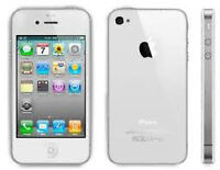 THE CELL SHOP has a White iPhone 4 w/Rogers Only