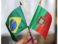Portuguese troca de idiomas or Catalan Intercambio for English conversation practice