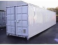 Storage Solutions! 10′, 20′ and 40′ containers