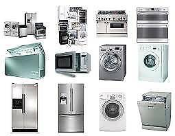 WASHING MACHINE , COOKER ,TUMBLE DRYER AND DISHWASHER REPAIRS