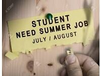 Door-to-door Shelter charity fundraiser - student summer job - £9-£12/hr