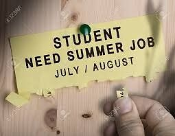 Shelter door charity fundraiser - great summer job for students - £9-£11/hr
