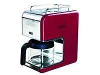 Kenwood Kmix Coffee Maker - Raspberry