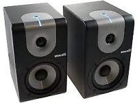 ALESIS M1 520 DJ Speakers (Active Monitors)
