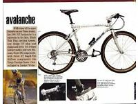 Wanted early 90's GT Avalanche Mountain bike