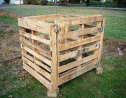 Pallet For Composters