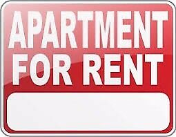 Looking for 4 1/2 or 5 1/2 apartment for rent ASAP