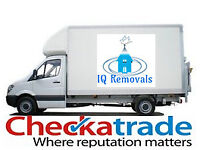 LOWEST COST Removals. CHECKATRADE MEMBER with glowing references. Removals, Man and Van, deliveries