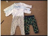 BIG BUNDLE 9-12 months boys clothes