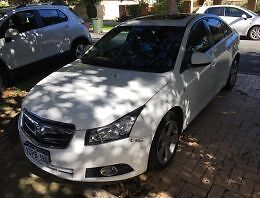 2011 Holden Cruze Sedan ***12 MONTH WARRANTY*** West Perth Perth City Area Preview