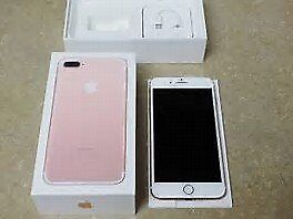 Iphone 7 128gb - Rose gold Colour -Unlocked!