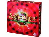 Articulate Board Game - brand new in sealed packaging