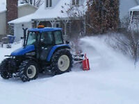 SNOW CLEARING POSITIONS