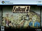 Fallout 3 Role Playing Video Games for PC
